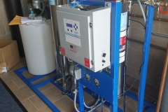 Water Treatment Skid