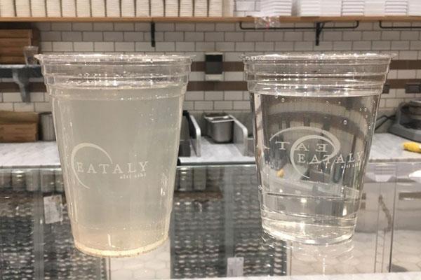 Eataly LA Ecovie Water Management
