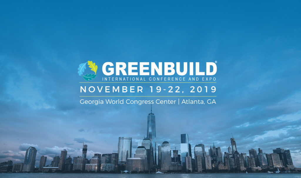 Ecovie Takes the Stage at Greenbuild Ecovie Water